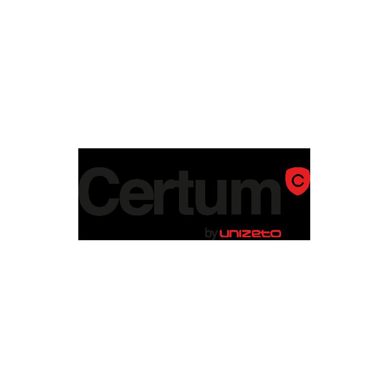CERTUM Commercial SSL Multi-Domain